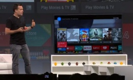 Google anuncia Android TV  #io14