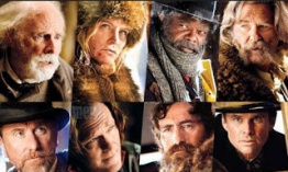 The Hateful Eight presentan a sus 8 personajes en 8 trailers