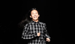 Alexander Wang, heavy metal en la Fashion week