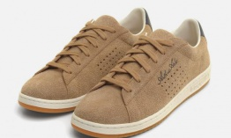 Arthur Ashe Hairy Suede by Le coq Sportif