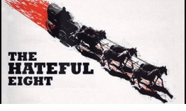 The hateful eight: Tarantino se sabe guapo.
