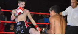 Kick Boxing en el Estadio Provincial