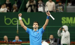 Murray y Djokovic disputarán la final soñada en Doha