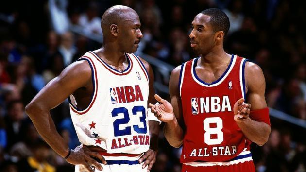 Michael Jordan y su último baile con las estrellas