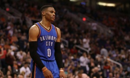 Houston vence a Oklahoma City pero Westbrook logra otro triple-doble