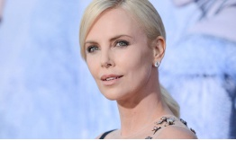 "Charlize Theron: ""Asusto a los hombres"""