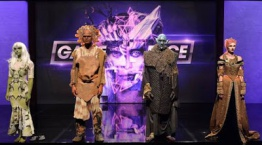 "Hoy lunes 25 de Junio: ""Face Off: Game Face"""