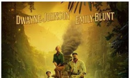 Primer trailer de JUNGLE CRUISE con Dwayne Johnson y Emily Blunt