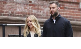 ¿Se han casado en secreto Jennifer Lawrence y Cooke Maroney?
