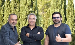 Regresan a Colombia Los Gipsy Kings by André Reyes